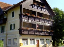 Gasthof Laggner, Pension in Steindorf am Ossiacher See