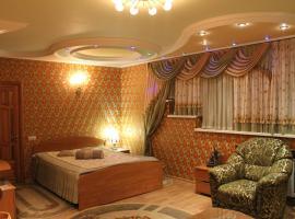Uspeh Hotel, hotel in Belgorod
