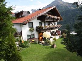 Haus Sonnenhang, B&B in Sölden