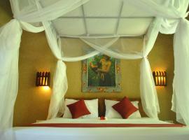 Pondok Rahayu Guest House, beach hotel in Pemuteran