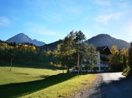 Pension Waldrast, Hotel in der Nähe von: Waldrastlift, Ehenbichl