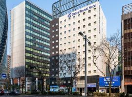 ダイワロイネットホテル名古屋駅前、名古屋市にある名古屋駅の周辺ホテル
