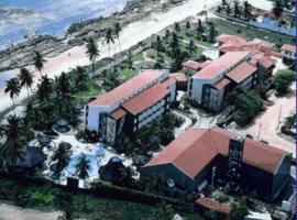 Hotel Canarius D'Gaibu, hotel near Calhetas Beach, Cabo de Santo Agostinho