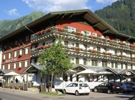 Hotel Riezler Hof, hotel in Riezlern