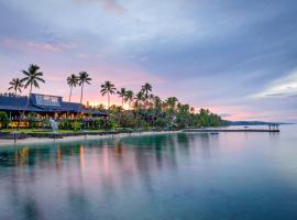 The Warwick Fiji, resort in Korolevu