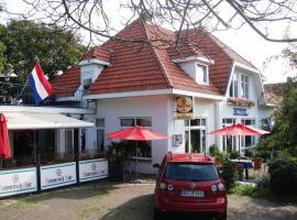 De Zilvermeeuw, hotel dicht bij: Domburgsche Golfclub, Westenschouwen