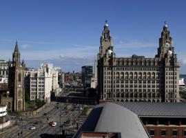 Liver View Apartment, hotel near The Beatles Statue, Liverpool