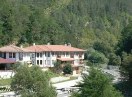 Семеен Хотел Рибарската Хижа, хотел в Beden