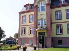 Hotel Harmonie, Hotel in Waren (Müritz)