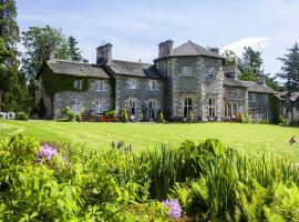 Coul House Hotel, country house in Contin