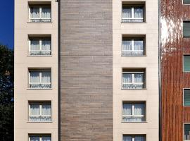 BB Hotels Aparthotel Bicocca, serviced apartment in Milan