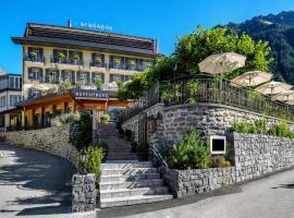 Hotel Schönegg, hotel near Mürrenbahn, Wengen