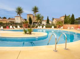 Résidence Village D'Oc Golf de Béziers by Popinns, apartment in Béziers