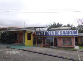 Hotel Rosa De Sharon, hotel in Marsella