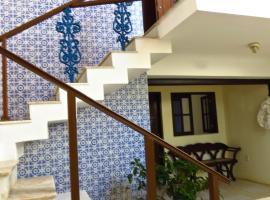 Pousada Estrela do Mar, guest house in Salvador