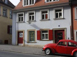 Schönerferienwohnen in Bamberg, budget hotel in Bamberg