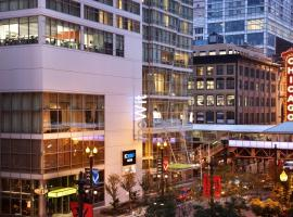 theWit Chicago, A DoubleTree by Hilton Hotel, hotel in Chicago Loop, Chicago