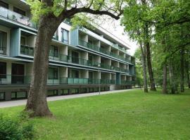 Jalaka Apartment, apartement sihtkohas Pärnu