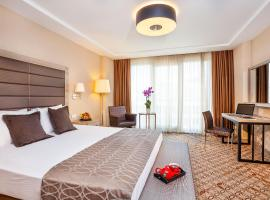 Nidya Hotel Galataport, hotel in Istanbul
