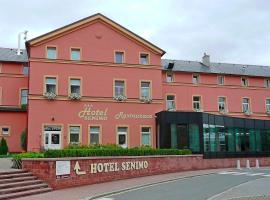 Hotel Senimo, hotel in Olomouc