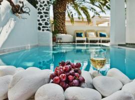 Galatia Villas, ξενοδοχείο στα Φηρά