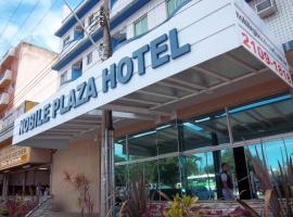 Nobile Plaza Hotel, family hotel in Taguatinga