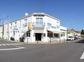 Hotel le Bon Soleil, hotel in Les Sables-d'Olonne
