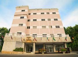 Hotel Los Jardines, hotel in Santiago de los Caballeros