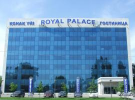 Royal Palace Hotel, hotel in Almaty