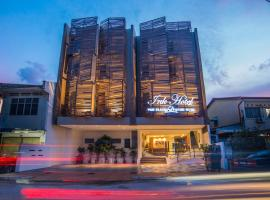Ink Hotel, hotel in George Town