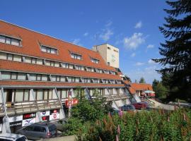 ELA hotel, хотел в Боровец