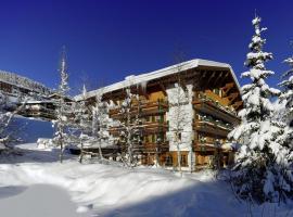 Hotel Garni Panorama, hotel in Lech am Arlberg