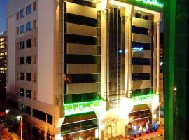 sun and sands hotel, hotel near Al Rigga Metro Station, Dubai