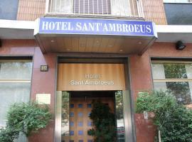 Sant'Ambroeus, hotel in zona Chiesa di Santa Maria delle Grazie, Milano