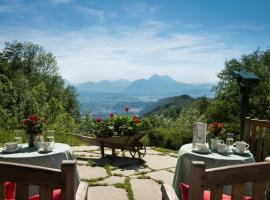 Romantikhotel Die Gersberg Alm, Hotel in der Nähe von: Gaisberg, Salzburg