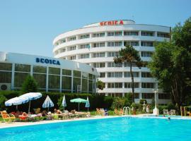 Hotel Scoica, hotel in Jupiter