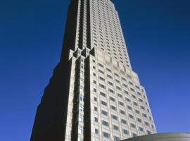 Cerulean Tower Tokyu Hotel, Hotel in Tokio