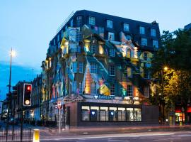 Megaro Hotel, hotel in Kings Cross St Pancras, London