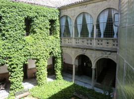 Palacio de la Rambla, hotel in Úbeda