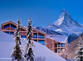 Matterhorn FOCUS Design Hotel, hotel near Matterhorn Express Gondola, Zermatt