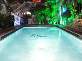 Eden House, boutique hotel in Key West