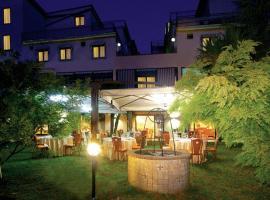 Pisani Hotel, hotel near Azienda Ospedaliera Sant'Anna e San Sebastiano, San Nicola La Strada