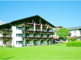 Hotel Edelweiss, отель в Инсбруке