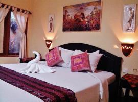 Hotel Sanur Indah, hotel near Grand Bali Beach Golf Course, Sanur