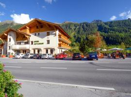 Hotel Alp-Larain, hotel v mestu Ischgl