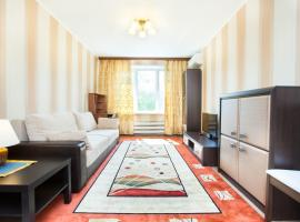 Busines Brusnika Apartment Tyoply Stan, отель в Москве