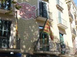El Jardi, hotel near Picasso Museum, Barcelona