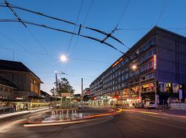 Continental Hotel Lausanne, hôtel à Lausanne
