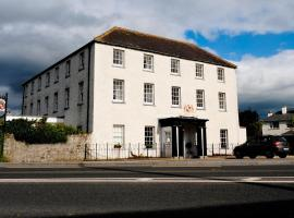 Ashbrook Arms Townhouse and Restaurant, budget hotel in Durrow