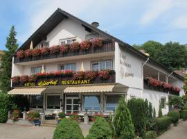 Hotel & Restaurant Kaiserhof, hotel in Bad Bellingen